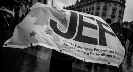 JEF Belgium towards the elections